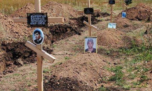 ГУР: враг понес потери под Донецком и Луганском