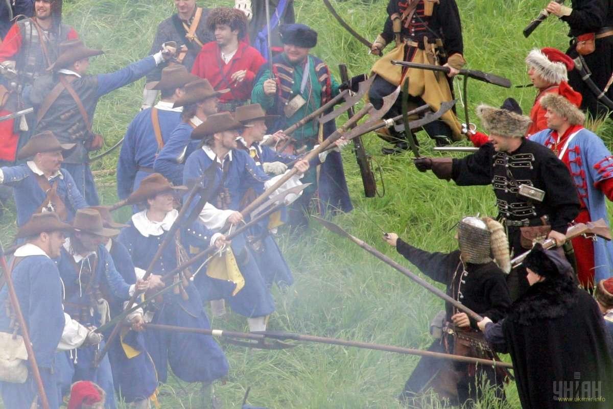 Корсунская битва (май 1648 года)