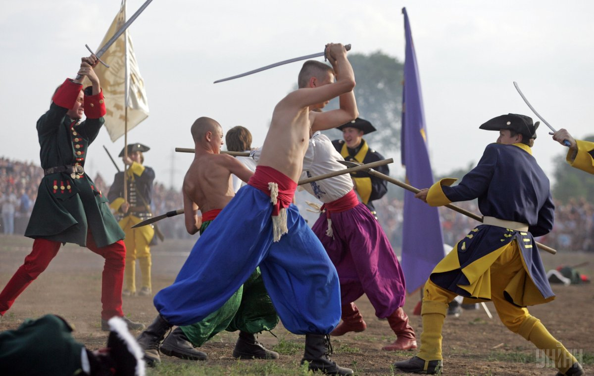 Полтавская битва (лето 1709 года)