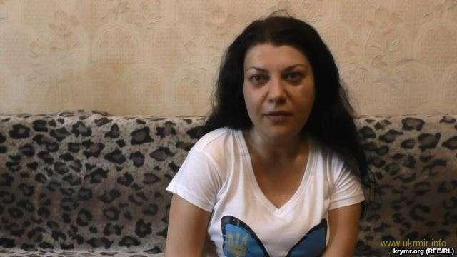Узница «ЛНР»: там, где была Савченко, — это не плен, а политакция