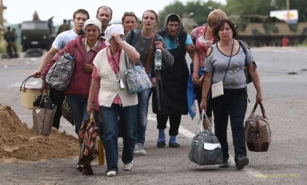 Вот такая арифметика по Донбассу получается, не голодомор так переселенцы