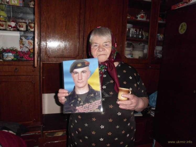 Володимир Крохмаль із П'ятидень був молодшим сержантом, народився в 1987 р.