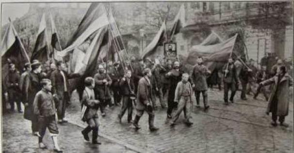 Немного истории. Нацизм в Германию пришел из России