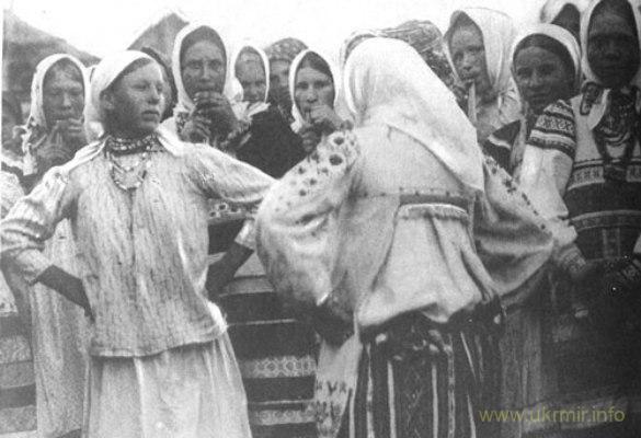 Свободная любовь в русской деревне начала ХХ века