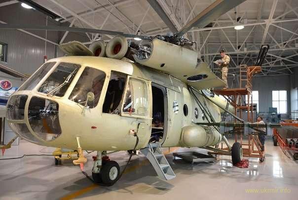 Украина способна производить свои вертолеты для ВСУ