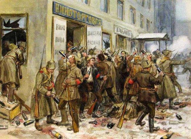 Раскулачивание по-лэнээровски или «русский мир» и его свободы