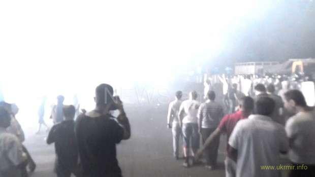 В Армении массовые беспорядки