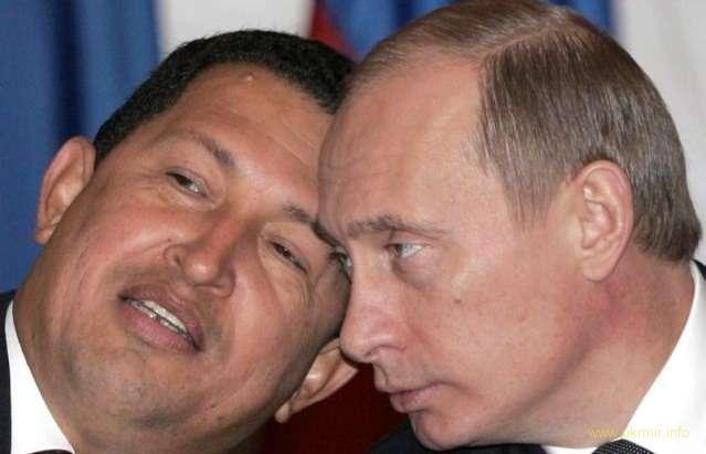 Политические «кореша» России уже штурмуют границу с Колумбией...