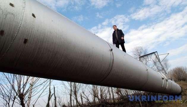 Украина увеличила в четыре раза импорт газа из Словакии