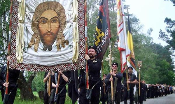 РПЦ назвало войну с Украиной «Священной», а оккупацию территории Украины Крестовым Походом Православия!