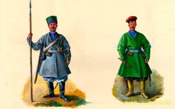 Бахмутські козаки. Хто вони? Сторінка історії однієї призабутої російсько-української війни.