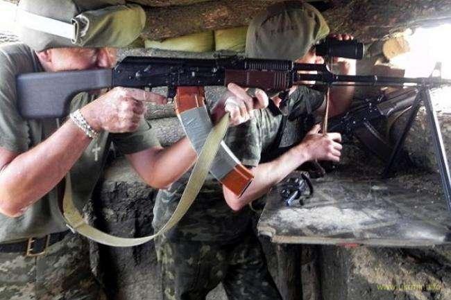 як Горлівських сєпарів на Гімн Україны ловлять