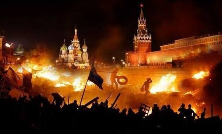 Путин формирует «Обиженную Оппозицию» для организации «театрального Путча»