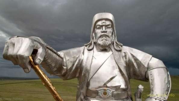 Чингиз-Хан. Краткий пересказ.