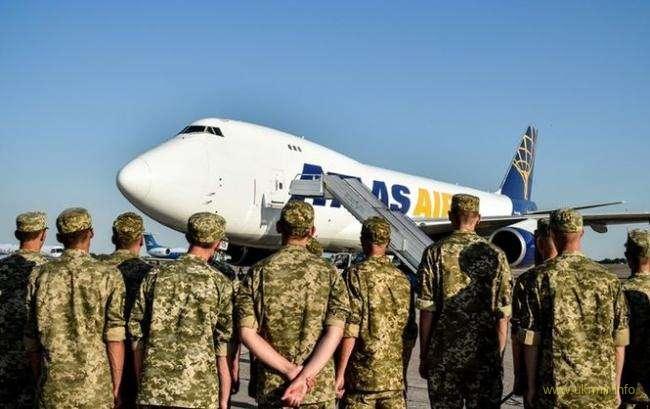 Пайетт: В ближайшие дни в Украину прибудет партия военной помощи от США