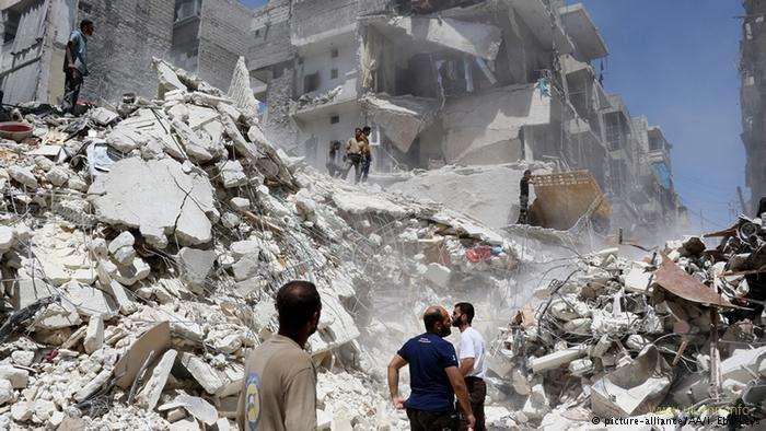 ООН критикует предложение России по Алеппо