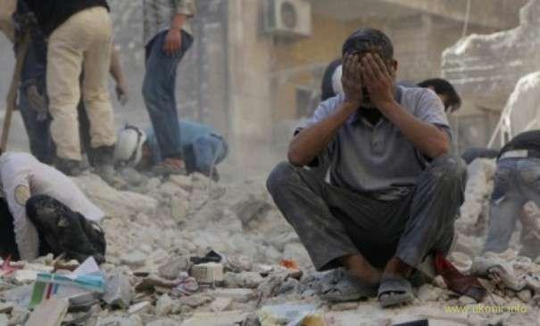 Берлин возложил ответственность за смерть жителей Алеппо на Путина и Асада