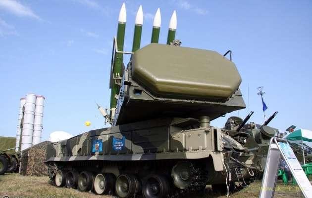 Украинская ПВО защитит города от российской авиации