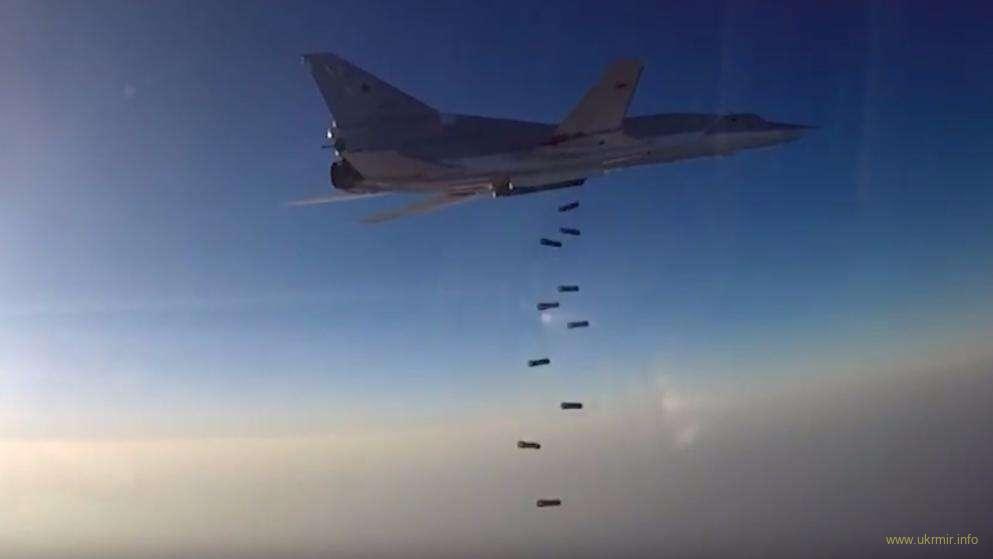 США пообещали ответить на удары ВКС России по американским военным