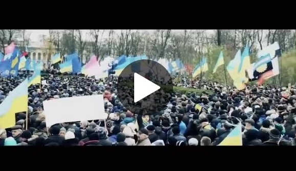 Polska - dzień niepodległości swojej siostry. Подай руку Україні!
