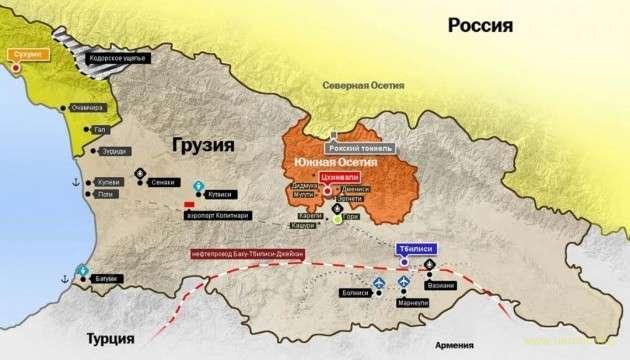МИД Грузии заявляет об угрозе новых этнических чисток на оккупированных землях