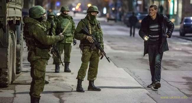 Крымский Бандеровец: в Крыму царит ужас, как во времена НКВД
