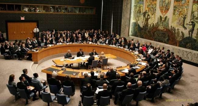 Результаты заседания Совбеза ООН по Крыму