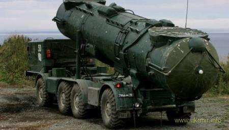 В оккупированный Крым на полигон перегоняют ракетные комплексы «Бастион» и «Искандер»