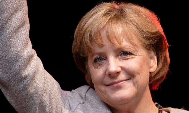 Ангела Меркель готова і далі карати Кремль за перекроювання Європи