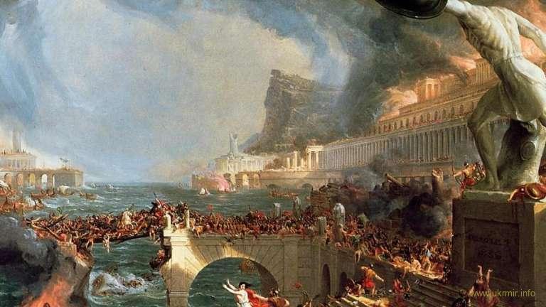 Геополитика Христа или почему умирают империи