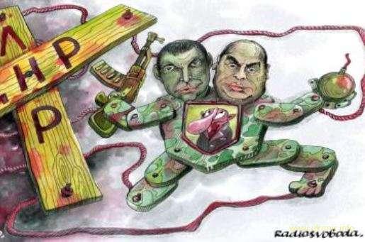 Кукольный бунт фейковых образований
