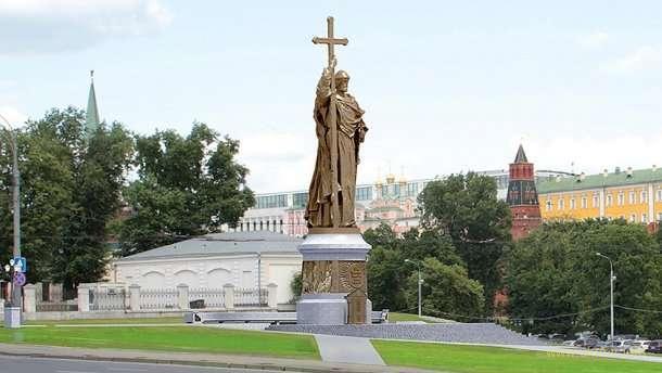 Фейковая биопомойка продолжает присваивать себе историю Киевской Руси