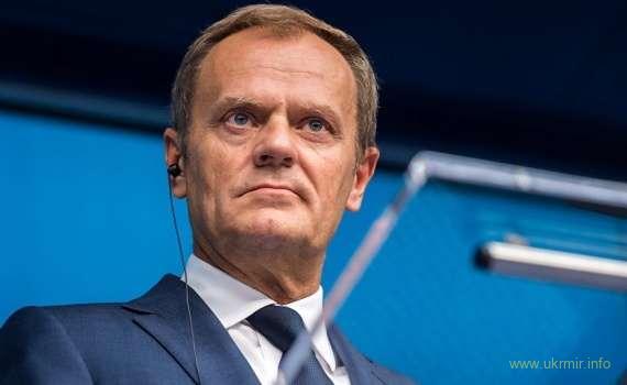 Туск высказался за продление санкций против РФ