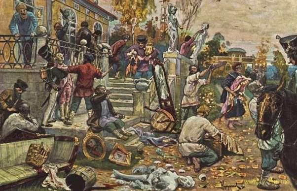 Война 1812 года: русское крестьянство без государства