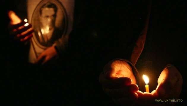 3 ноября трагическая годовщина расстрела украинской элиты русскими «братьями»