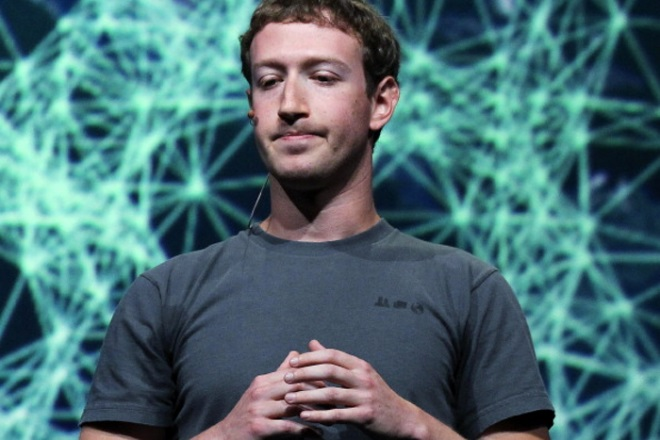 Facebook сообщил о смерти Марка Цукерберга