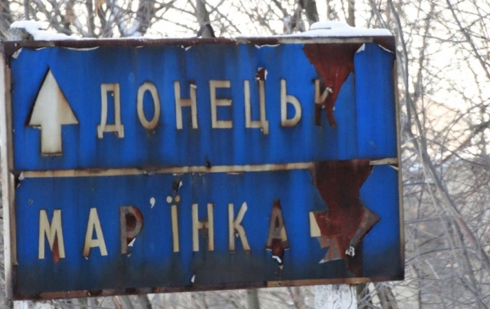 О наступлении на Донецк сейчас говорят либо идиоты, либо те, кто хочет ада в Украине - боец АТО