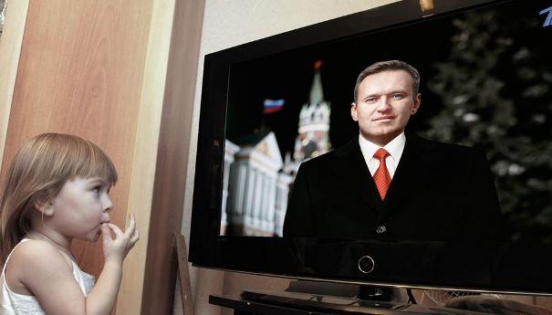 Павел Казарин: Навального не существует