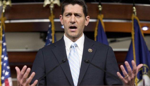 Спикер Палаты Представителей США поддержал жесткую изоляцию России