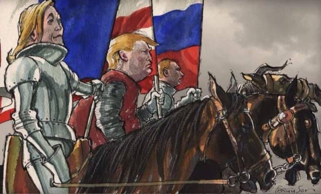 Евгений Ихлов: все больше омерзения во всем мире вызывают действия путинского режима