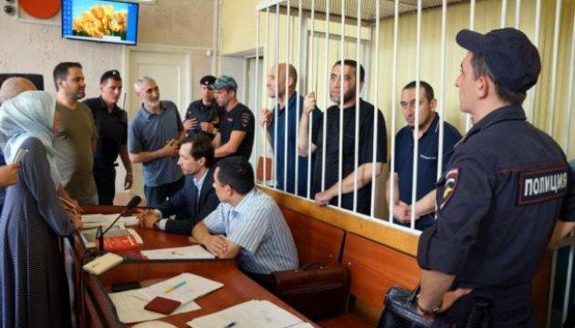 Карательную психиатрию применили уже к девятерым крымским татарам