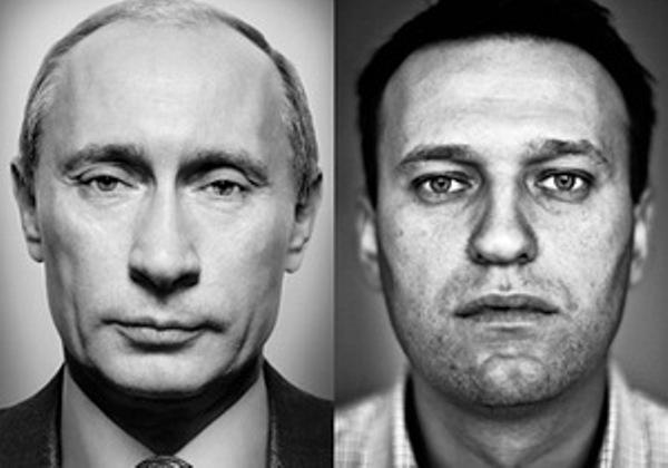 Кремлевская марионетка Навальный обещает продолжить имперскую политику в отношении Крыма