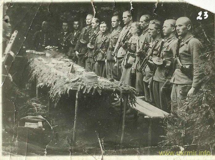 Повстанський Великдень. Місце дії – Чорний ліс, рік – 1944
