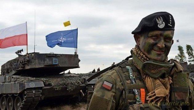На Балтике стартовали крупнейшие международные учения НАТО