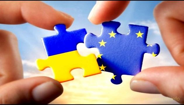 Макрон — есть; безвиз — есть; Ассоциация с ЕС — есть! Колесо Истории не остановить!