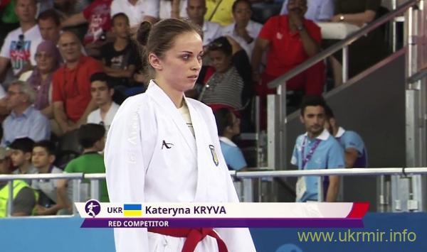 Українки вибороли 2 золоті медалі на чемпіонаті Європи з карате