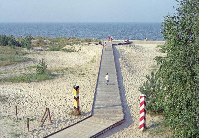 Граница между Германией и Польшей