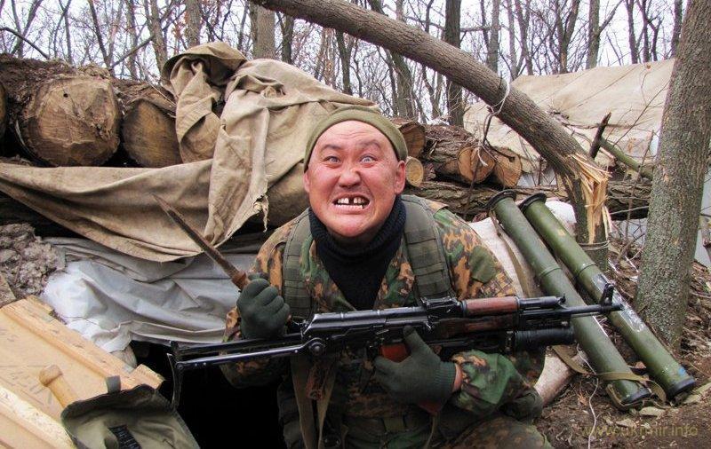 «Светлые лица» борцов за «русский мир». Какой мир такие и лица