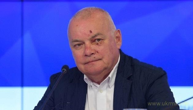 Киселева хотят выгнать с телевидения
