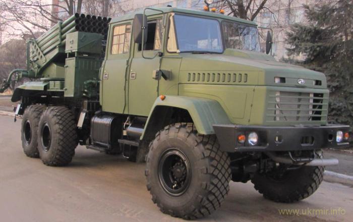 Чем украинская «Верба» сильнее российского «Града»